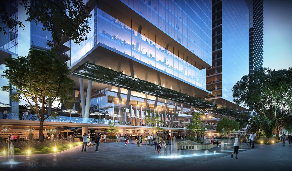 Commercial Parramatta Square